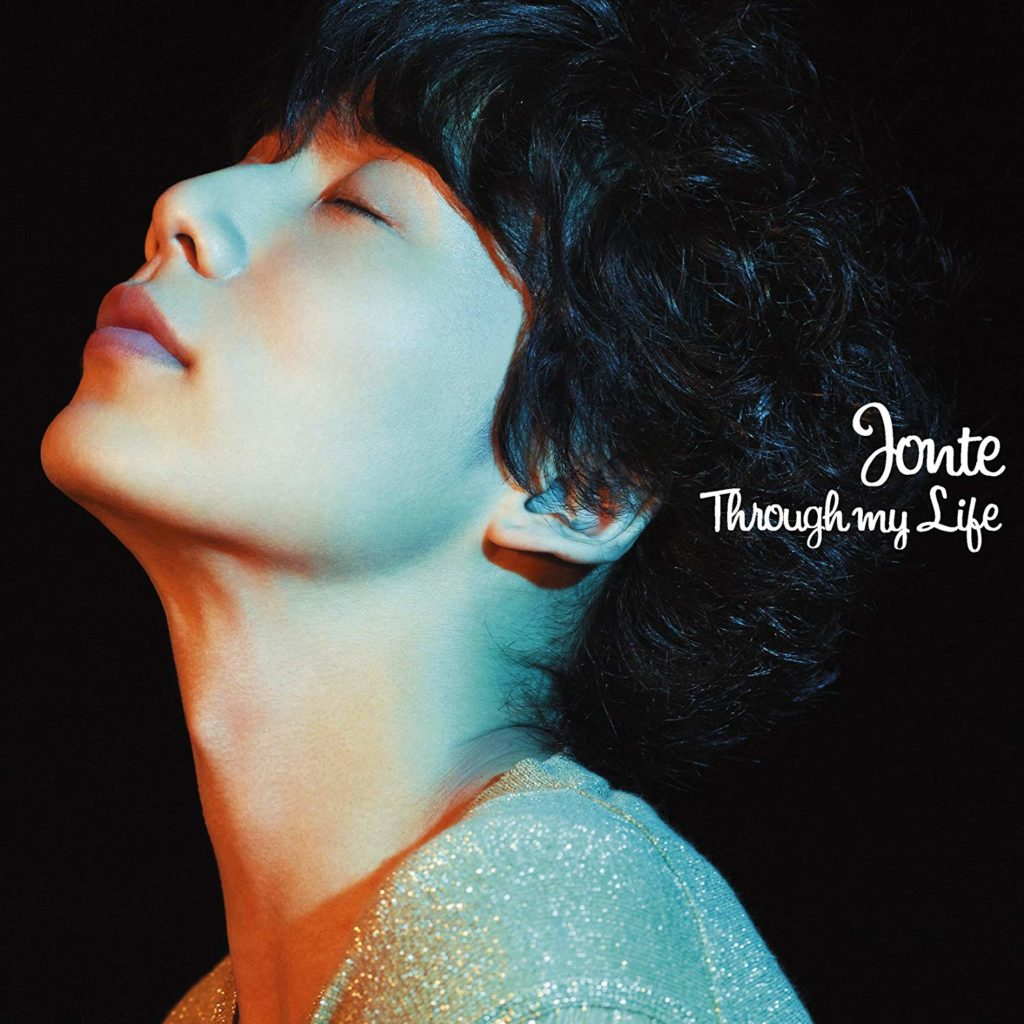 Release:2012/12/12『Through my Life』